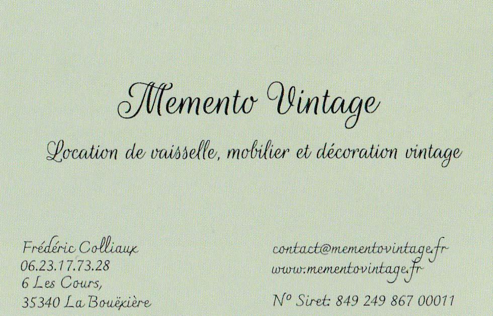 Memento Vintage